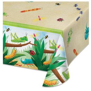 Tafelkleed insecten papier