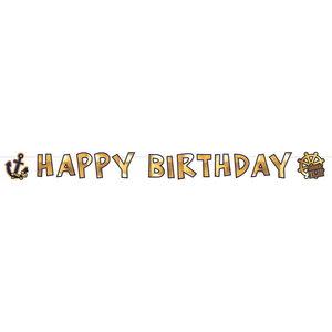 Slinger Happy Birthday avontuur