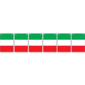 Slinger Italië rechthoekig 183cm