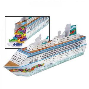 Tafeldecoratie Cruise Ship