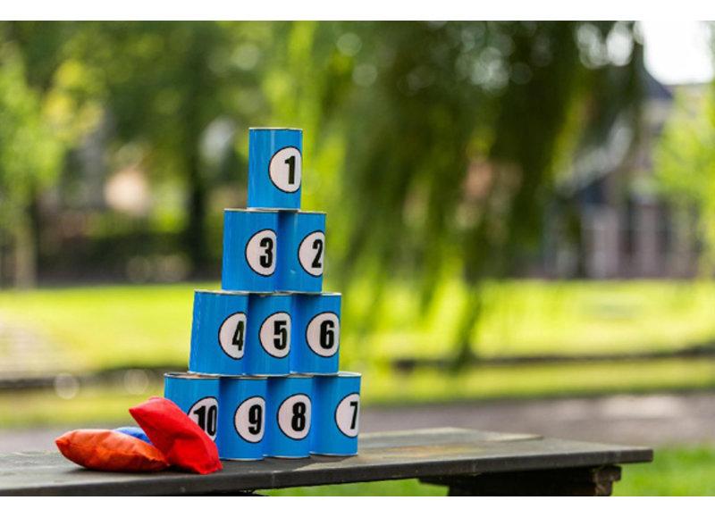 Outdoor Games voor jong en oud
