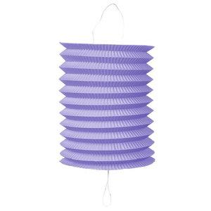 Trek lampion lila 20 cm