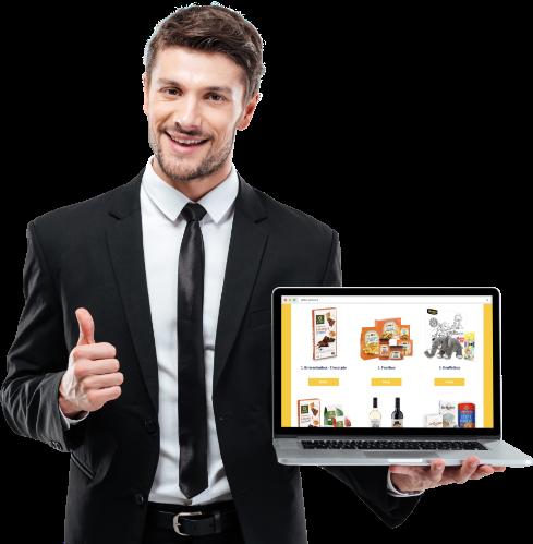 Wij creëren en faciliteren een uniek platform voor je hele bedrijf!
