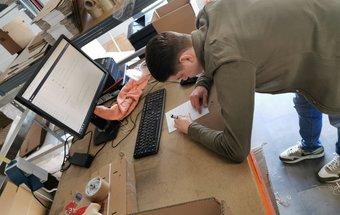 Owen Vrinds: ''Als stagiaire bij Kadoos.nl wordt je 100% uitgedaagd om nieuwe dingen te leren''