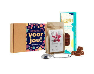 Brievenbusbox Honeybush Verveine Crunchy Cacao