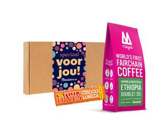 Koffiebox Chocolate Bonen