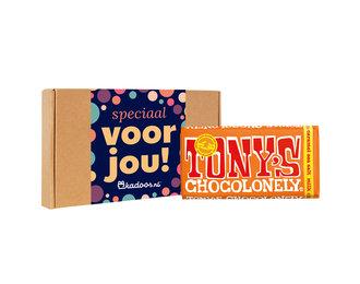 Chocoladebox Melk Zeezout Karamel