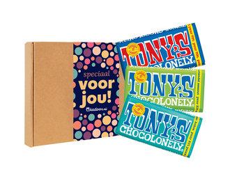 Chocoladebox Proeverijtje Vegan Puur