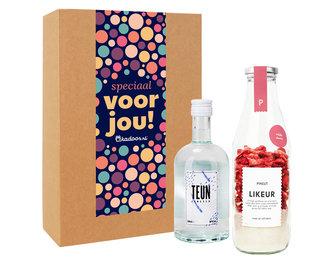 Cadeaupakket De Wilde Dame + Teun
