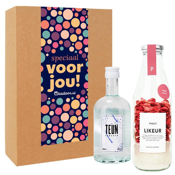 Pineut Pineut Cadeaupakket De Wilde Dame + Teun