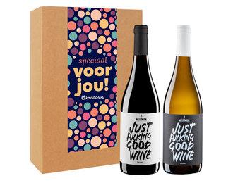 Wijnbox Just Fucking Good Wine