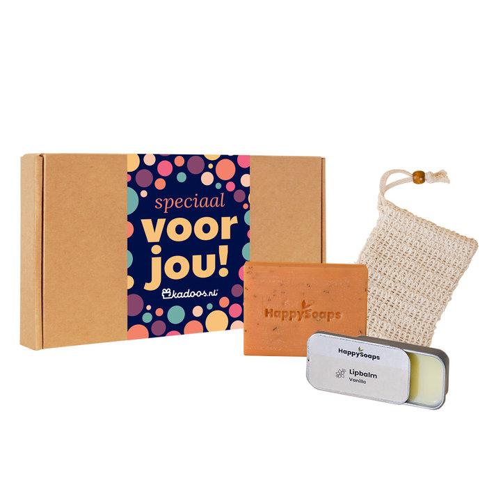 Happy Soaps Giftbox Basic Rosemary
