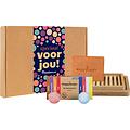 Happy Soaps Giftbox Happy Bath Arganolie & Rozemarijn