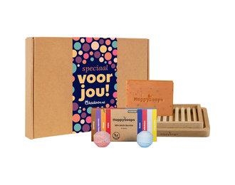 Giftbox Happy Bath Arganolie & Rozemarijn