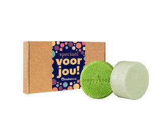 Happy Shampoo Box Green Tea