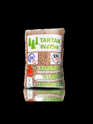 BeterWarm Tartak 5* Pellet EN+ A1 15 kg. (Actieprijs)