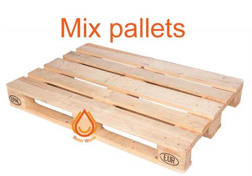 Mix pallets