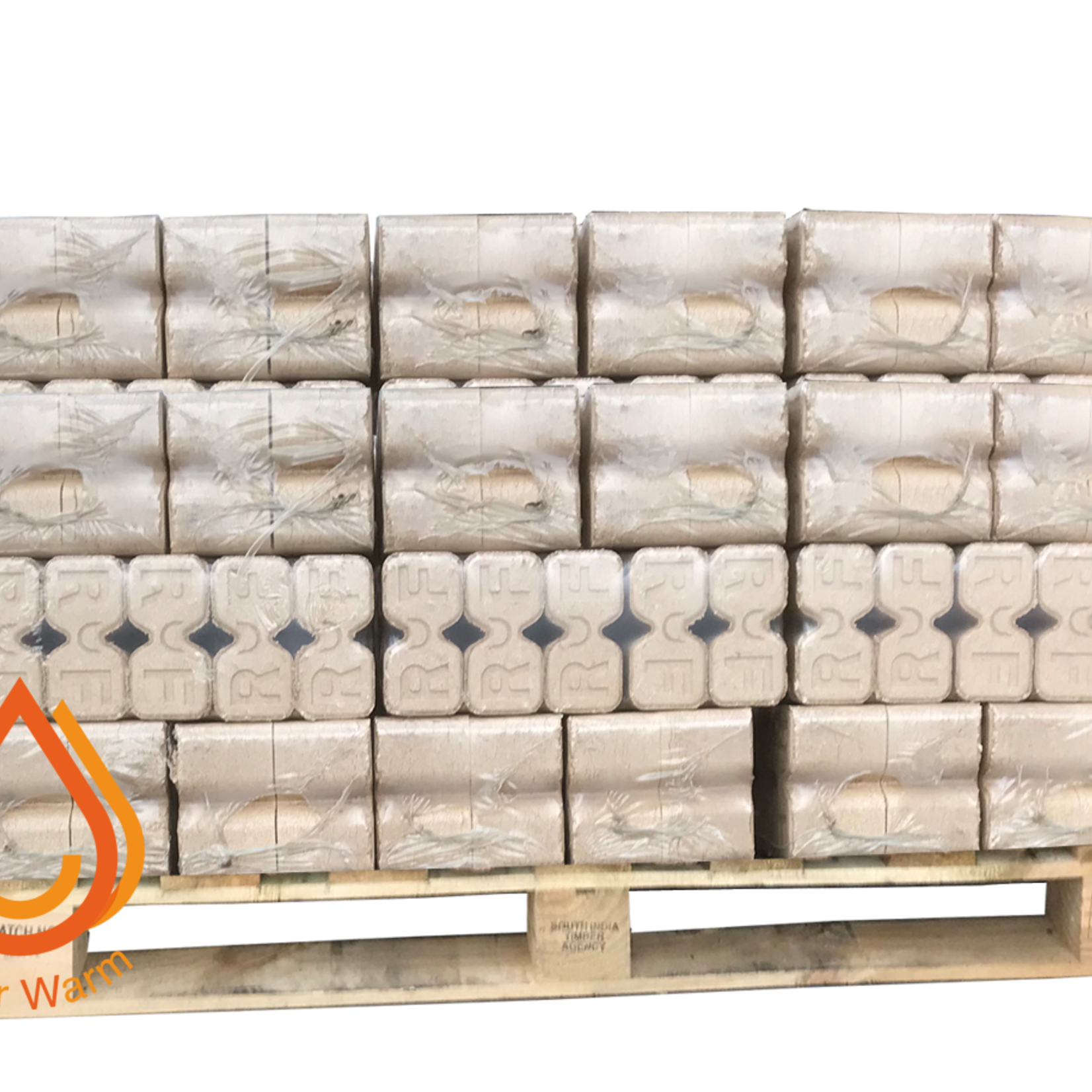 BeterWarm Ruf Premium XXL pakket. 10,6 kg per pak