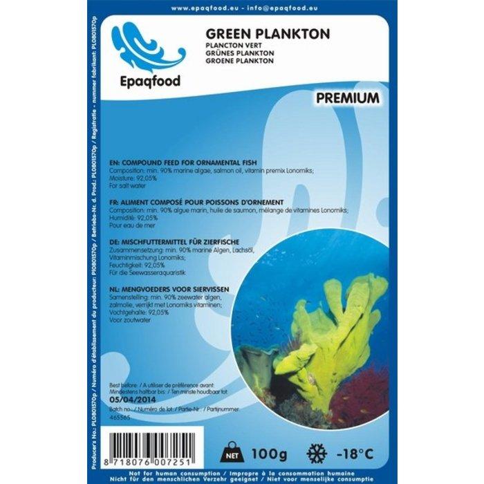 Groene Plankton
