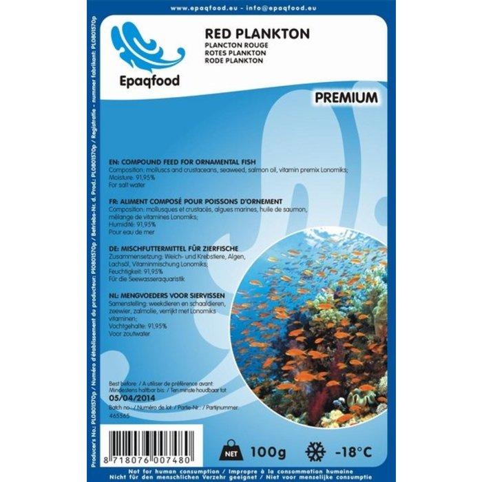 Rode Plankton