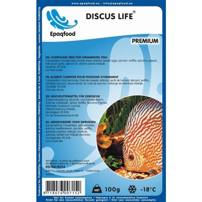 Discus Life