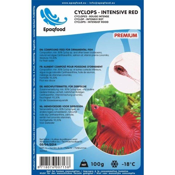Cyclops - Intensief Rood