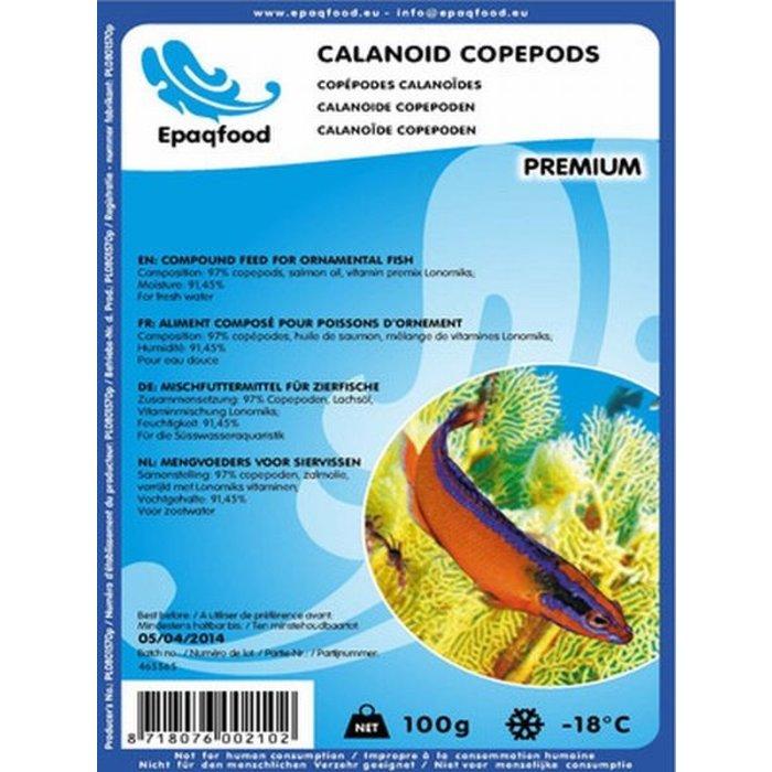 Calanoid Copepods