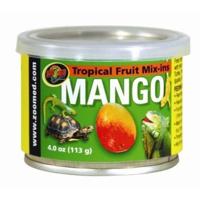 """Zm Tropical Fruit """"Mix-Ins"""" Mango (113 gr)"""