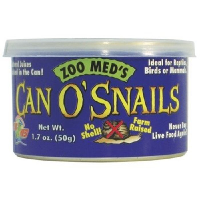 Zm Can O' Snails (50 gr/ 25 - 30 St.)