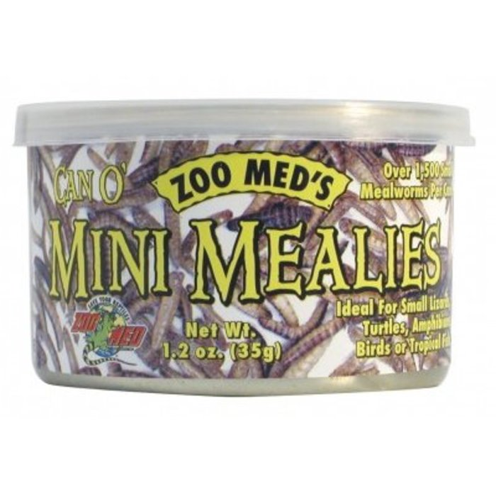Zm Can O' Mini Mealies (35 Gr / 1500 St)