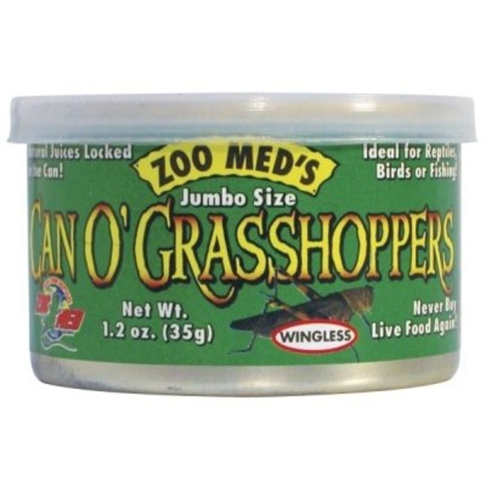 Zm Can O' Grasshoppers (35 gr/ 25 - 30 St.)