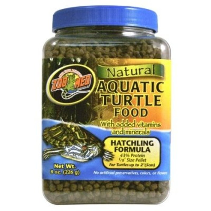 Zm Hatchling Aquatic Turtle Food 210 gr