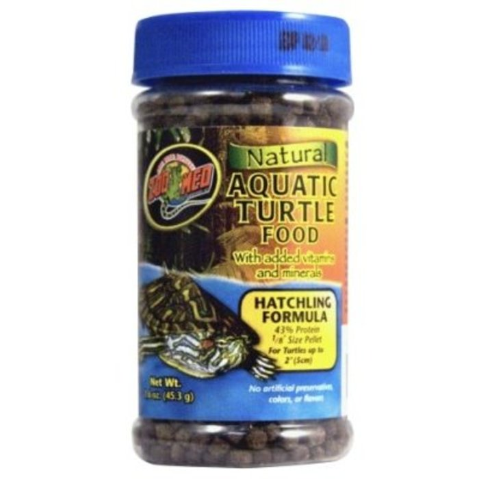 Zm Hatchling Aquatic Turtle Food 54 gr