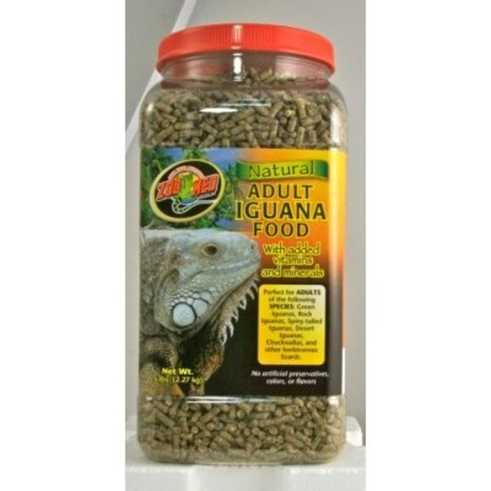 Zm All Natural Iguana Food / Adult 2272 gr
