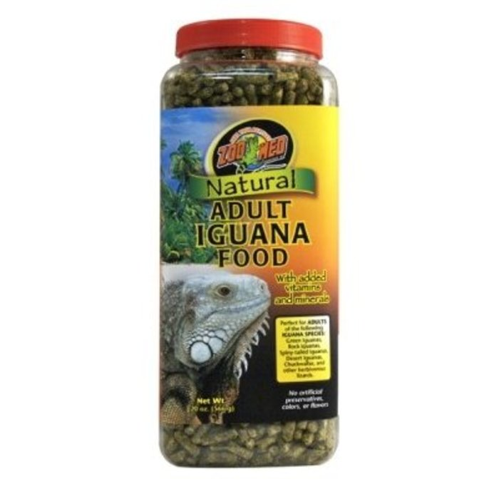 Zm All Natural Iguana Food / Adult 567 gr