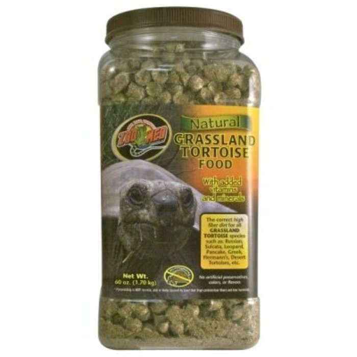 Zm Natural Grassland Tortoise Food 1,7 kg