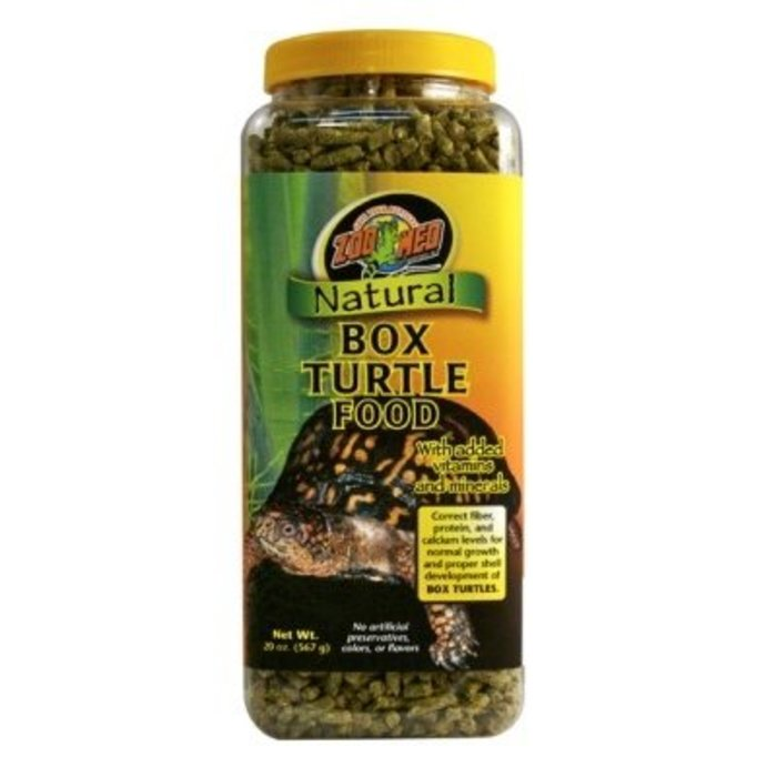 Zm Box Turtle Food 567 gr