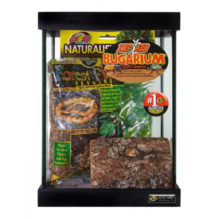 Bugarium - Insect Habitat Kit