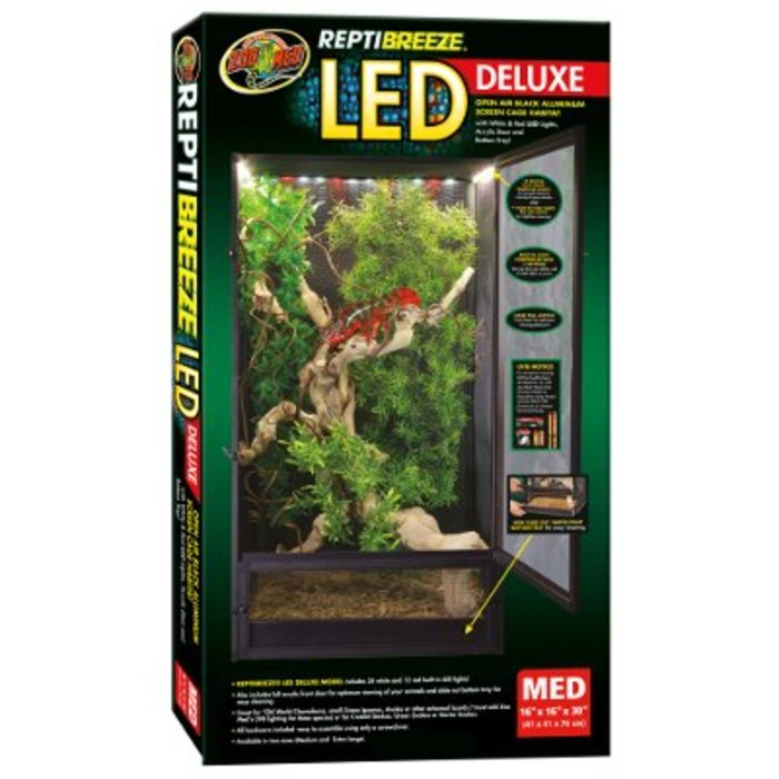 Reptibreeze LED Deluxe X-Large (60x60x120 cm)