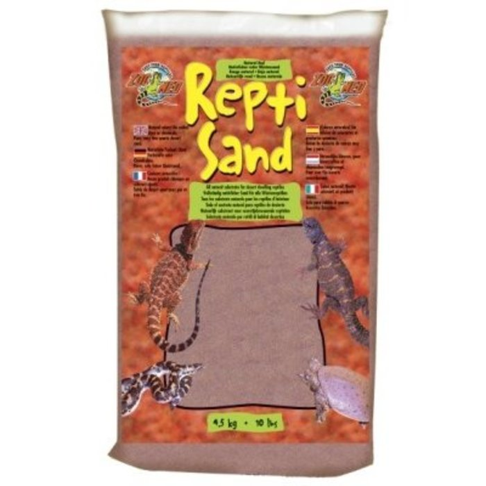 Repti Sand Red 4,5 kg