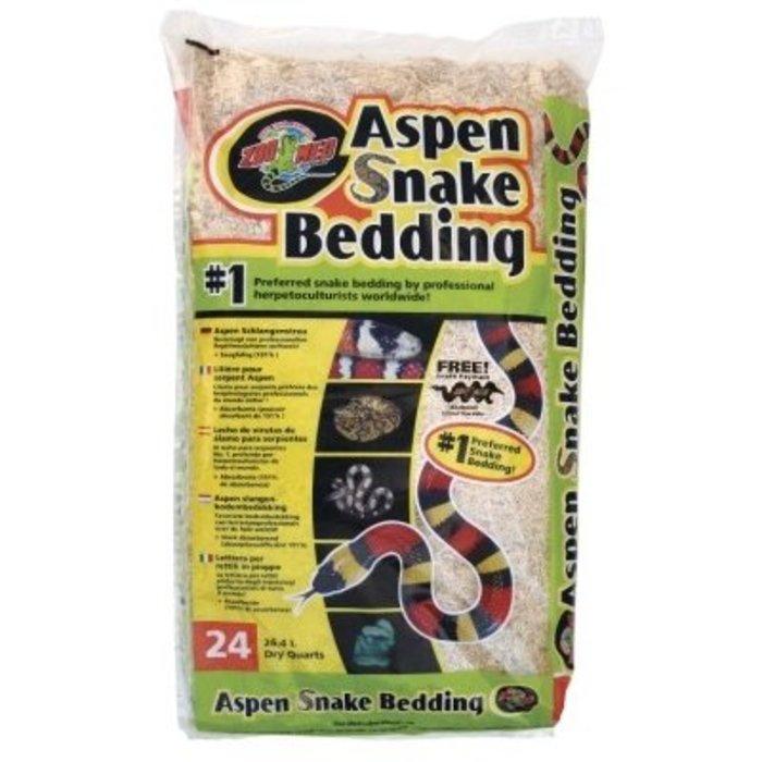 Aspen Snake Bedding 26,4 l