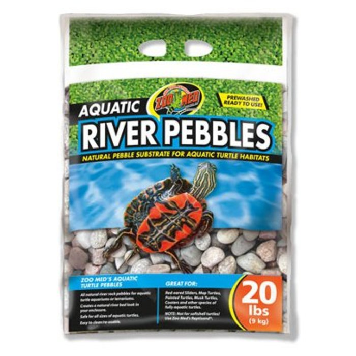 Turtle River Pebbles Substrate 9 kg