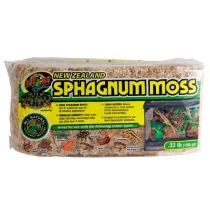 New Zealand Moss 150 gr (Sphagnum Moss)