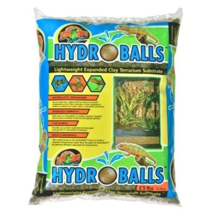 Hydroballs Lightweight Expanded Clay Substrate (1,13 kg)