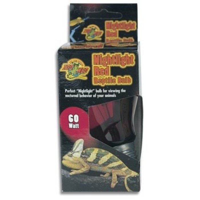 Nightlight Red Reptile Bulb - 40 watt