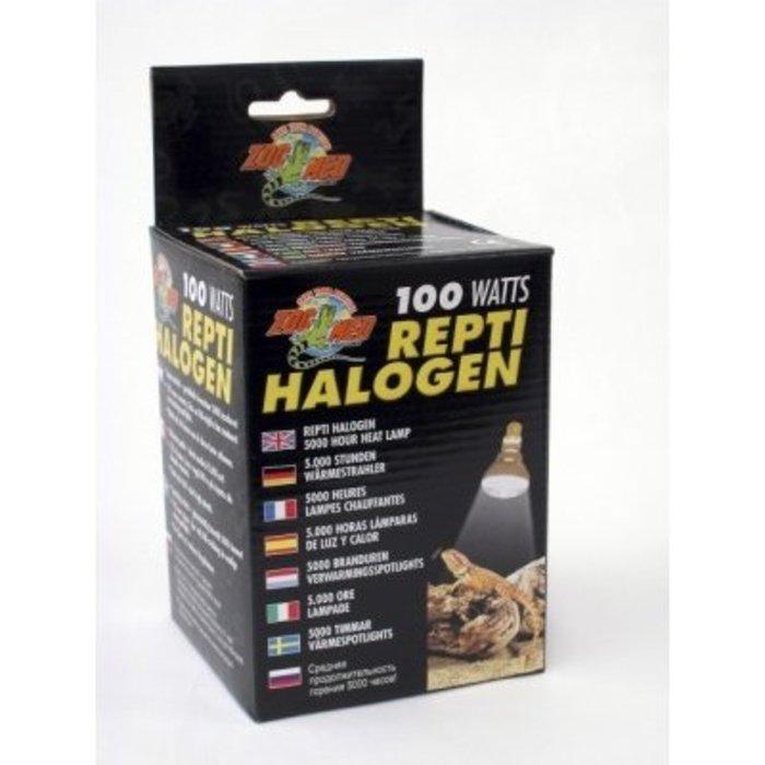 Repti Halogen Heat Lamp - 100 watt