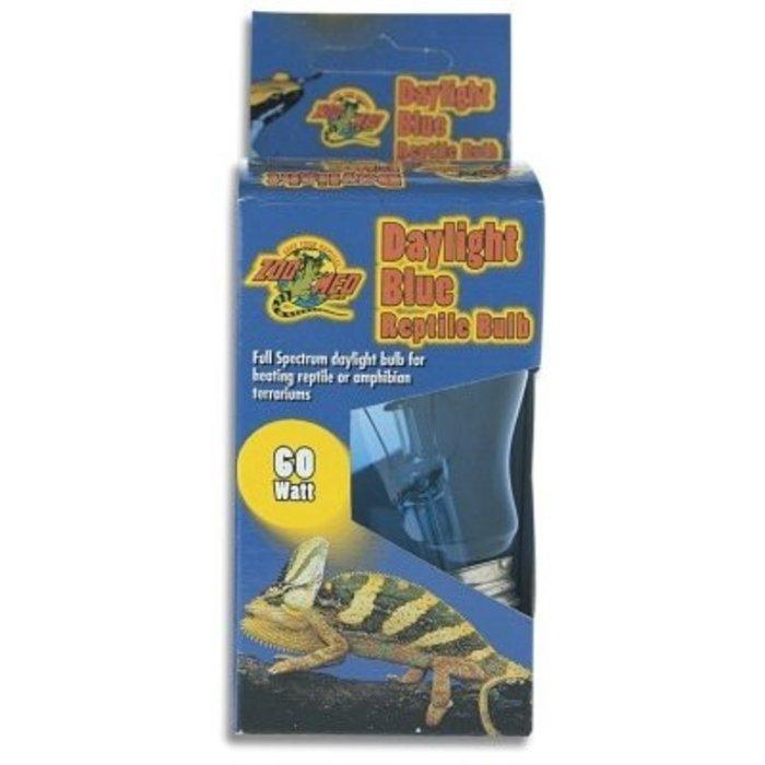 Daylight Blue Reptile Bulb - 60 watt