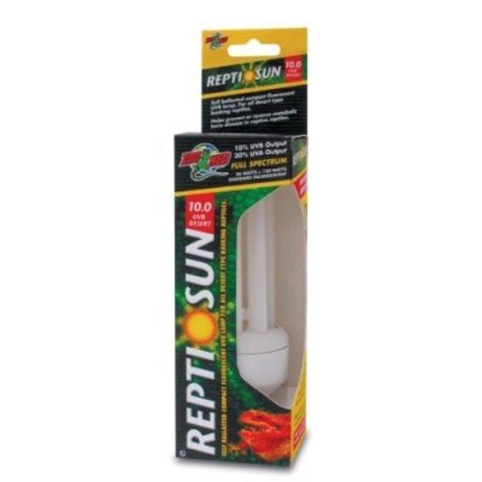 ReptiSun 10.0 Compact Fluorescent - 26 watt