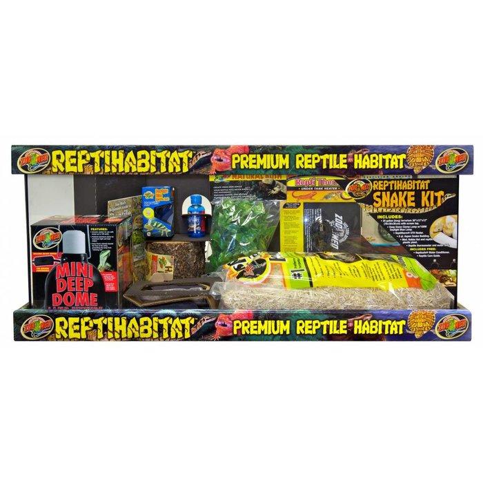 Reptihabitat Snake Kit (76x30x30 cm)