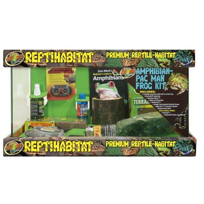 Reptihabitat Amphibian Kit (51x25x30 cm)
